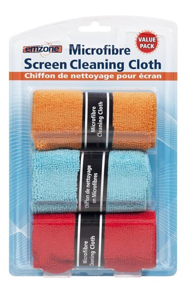 Microfibre Cleaning Cloth – Triple Pack